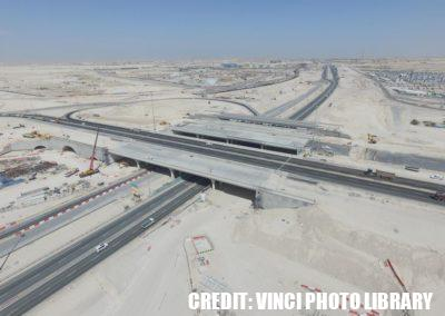 NEW ORBITAL HIGHWAY BRIDGE – QATAR