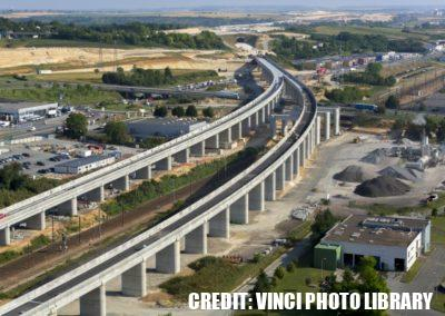 LGV SEA TOURS-BORDEAUX FOLIE BRIDGE – FRANCE