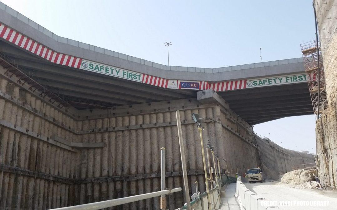 PEARL BRIDGE – QATAR